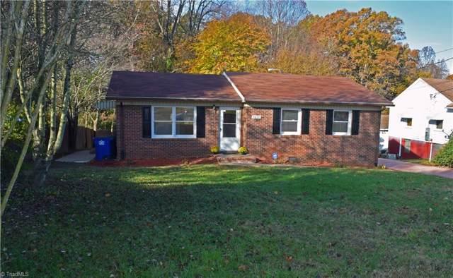 3620 Carver School Road, Winston Salem, NC 27105 (MLS #958724) :: Berkshire Hathaway HomeServices Carolinas Realty