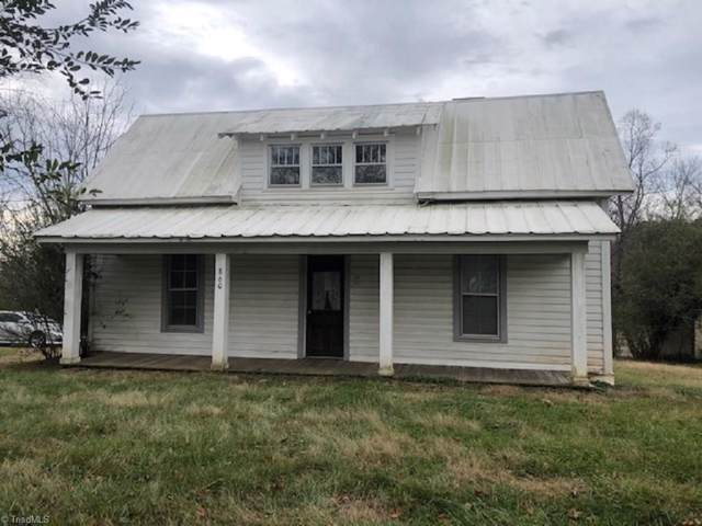 860 Fairplains Road, North Wilkesboro, NC 28659 (MLS #958759) :: Ward & Ward Properties, LLC
