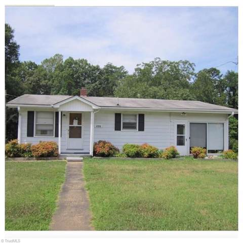 4958 Nc Highway 89, Walnut Cove, NC 27052 (MLS #958776) :: Berkshire Hathaway HomeServices Carolinas Realty