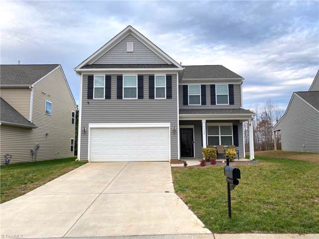 132 Wintergreen Court, Lexington, NC 27295 (MLS #958779) :: Ward & Ward Properties, LLC