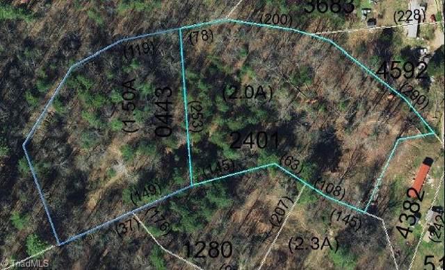 0 Little Mountain Church Road, North Wilkesboro, NC 28659 (MLS #958781) :: Ward & Ward Properties, LLC