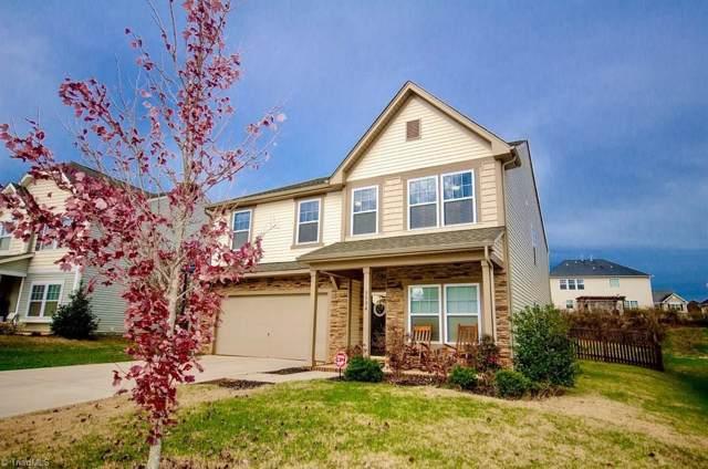 5504 Tier View Trail, Greensboro, NC 27405 (MLS #958835) :: Ward & Ward Properties, LLC