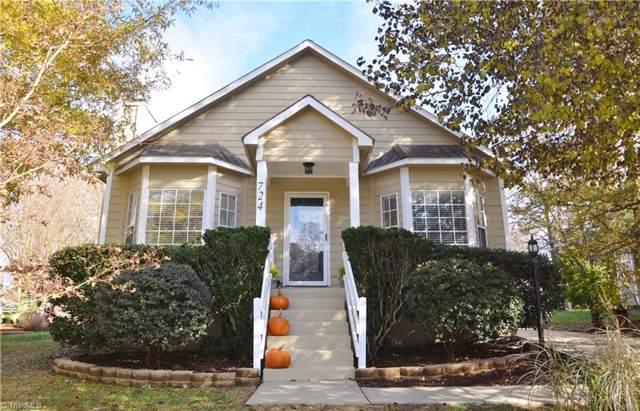 724 Banks Street, Graham, NC 27253 (MLS #958851) :: Elevation Realty