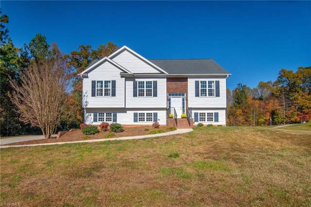 126 Donnell Court, Lexington, NC 27295 (MLS #958890) :: Ward & Ward Properties, LLC