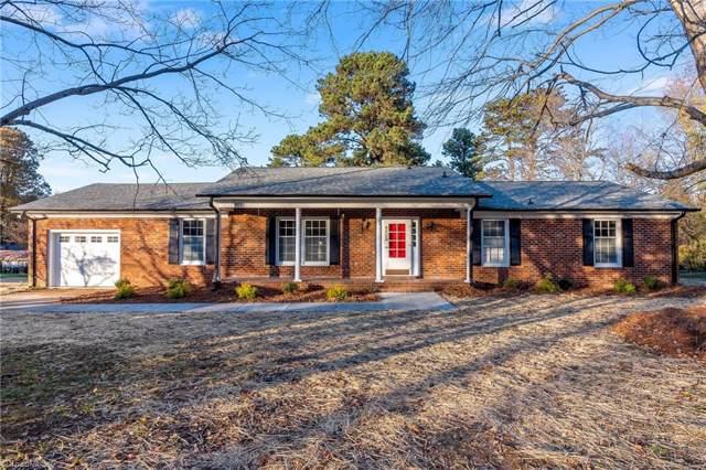 4503 Bromley Drive, Greensboro, NC 27406 (MLS #958894) :: Ward & Ward Properties, LLC