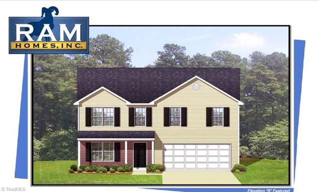 457 Menlo Park Road, Greensboro, NC 27405 (MLS #958918) :: Ward & Ward Properties, LLC