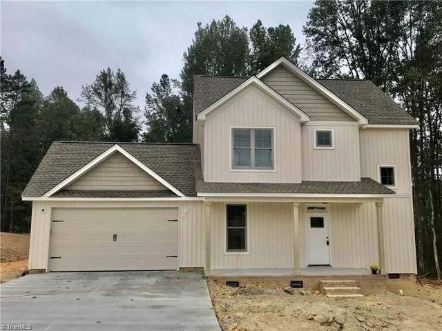 0 Tallwood Estates Drive, Thomasville, NC 27360 (MLS #958919) :: Berkshire Hathaway HomeServices Carolinas Realty