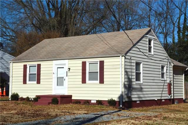 2104 Liberty Drive, Greensboro, NC 27408 (MLS #959003) :: Ward & Ward Properties, LLC