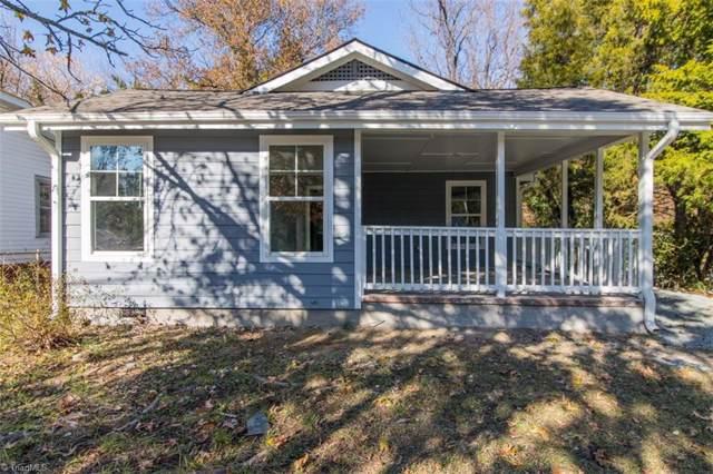 1809 Franklin Avenue, High Point, NC 27260 (MLS #959022) :: Ward & Ward Properties, LLC