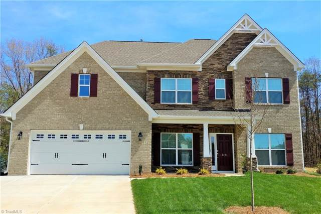 5408 Brookstead Drive #26, Summerfield, NC 27358 (MLS #959061) :: Berkshire Hathaway HomeServices Carolinas Realty