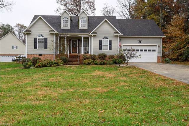156 Northbrook Drive, Mocksville, NC 27028 (#959157) :: Premier Realty NC