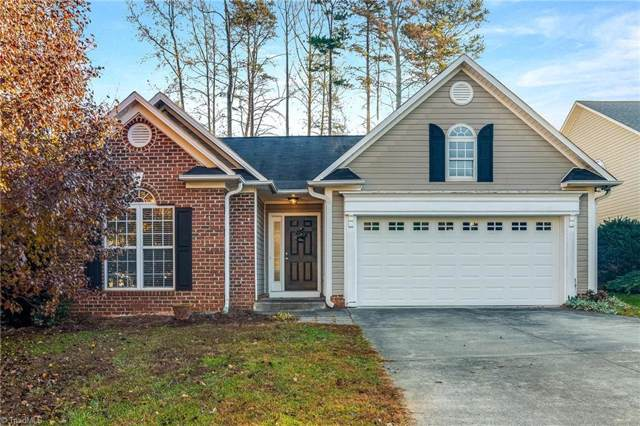 110 Jefferson Forest Court, Winston Salem, NC 27106 (MLS #959231) :: RE/MAX Impact Realty