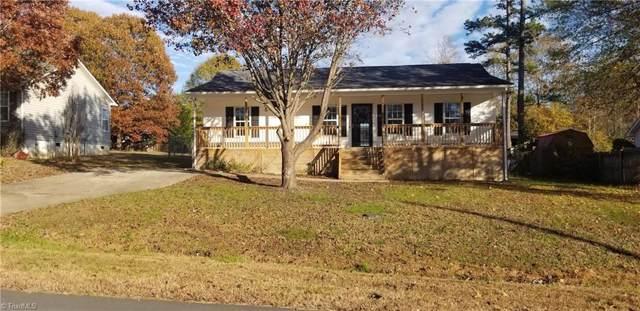 121 Ford Street, Thomasville, NC 27360 (MLS #959291) :: Ward & Ward Properties, LLC