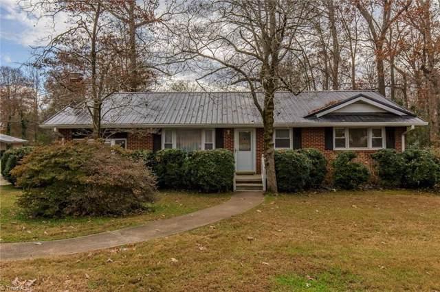 1358 Greenwood Drive, Burlington, NC 27217 (MLS #959297) :: Elevation Realty