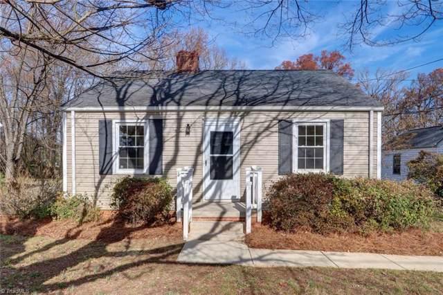 2006 Colonial Avenue, Greensboro, NC 27408 (MLS #959326) :: Berkshire Hathaway HomeServices Carolinas Realty