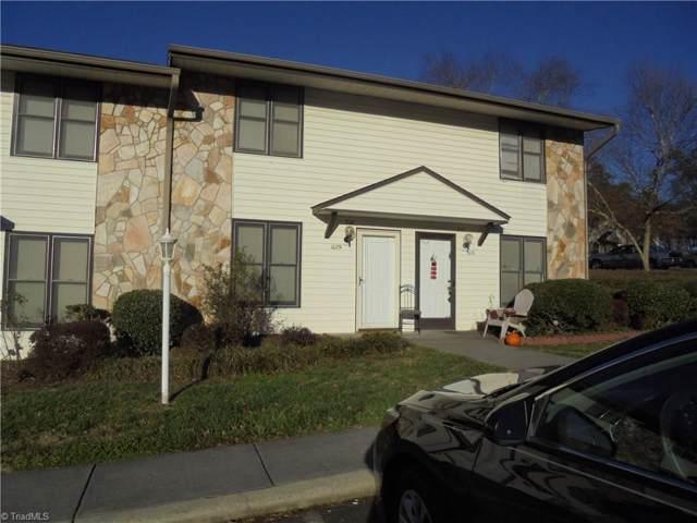 1029 Rock Knoll Court #214, Winston Salem, NC 27107 (MLS #959338) :: Ward & Ward Properties, LLC