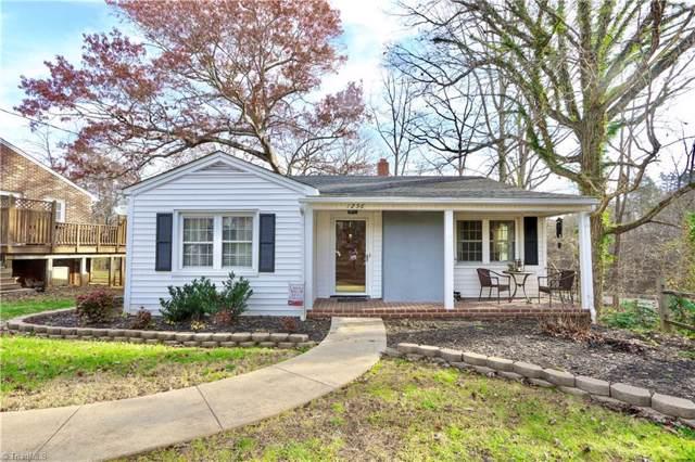 1256 North Street, Elkin, NC 28621 (MLS #959341) :: Ward & Ward Properties, LLC