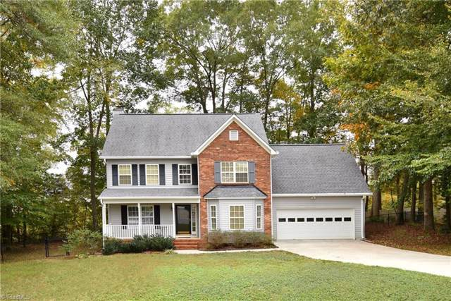 110 Meadowcrest Court, Clemmons, NC 27012 (#959342) :: Premier Realty NC