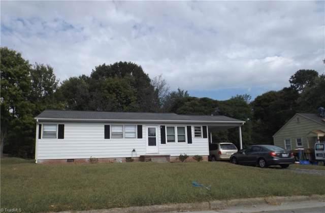 314 Baxter Street, Kernersville, NC 27284 (MLS #959359) :: Ward & Ward Properties, LLC