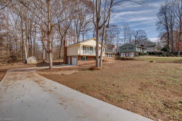 208 Brentwood Drive, Advance, NC 27006 (#959400) :: Premier Realty NC