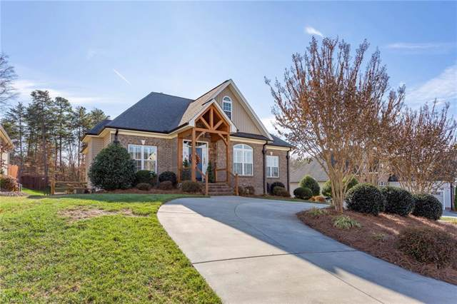 5075 Peppertree Road, Clemmons, NC 27012 (#959403) :: Premier Realty NC