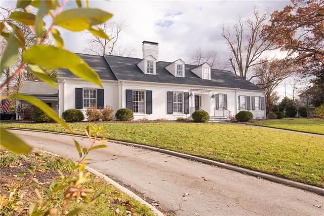 916 Fairway Drive, High Point, NC 27262 (MLS #959423) :: Ward & Ward Properties, LLC