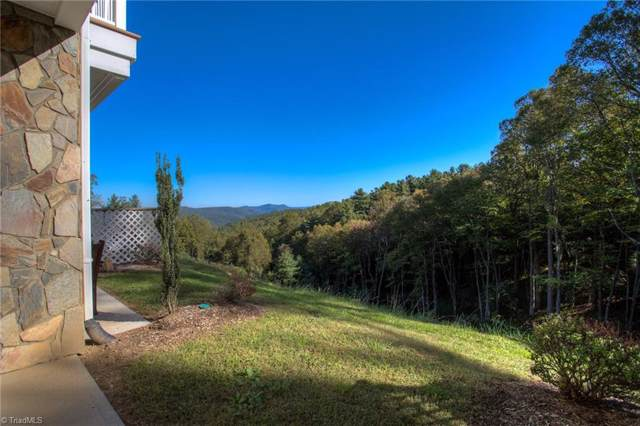 40 Club Villa Drive #506, Roaring Gap, NC 28668 (MLS #959453) :: Ward & Ward Properties, LLC