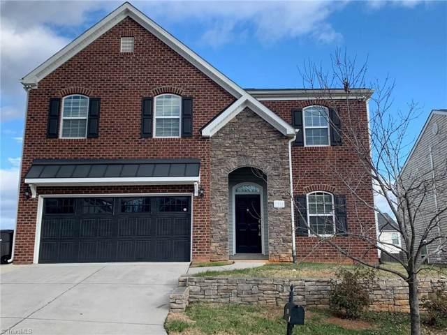 2515 Griffith Meadows Drive, Winston Salem, NC 27103 (MLS #959483) :: Ward & Ward Properties, LLC