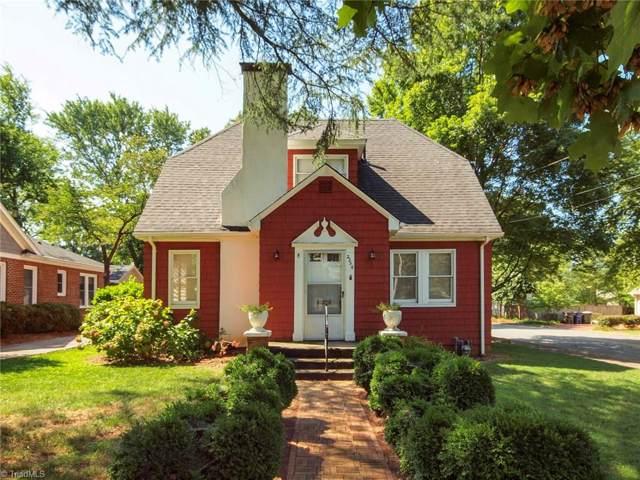 2254 Westfield Avenue, Winston Salem, NC 27103 (MLS #959492) :: Ward & Ward Properties, LLC