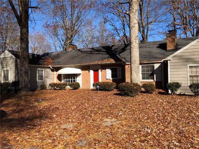 151 Circle Drive, Thomasville, NC 27360 (#959518) :: Premier Realty NC