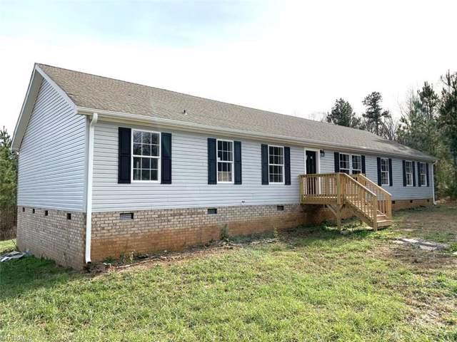 2922 Bumpas Road, Staley, NC 27355 (MLS #959559) :: Berkshire Hathaway HomeServices Carolinas Realty