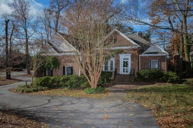 701 Florham Drive, High Point, NC 27262 (MLS #959606) :: Ward & Ward Properties, LLC