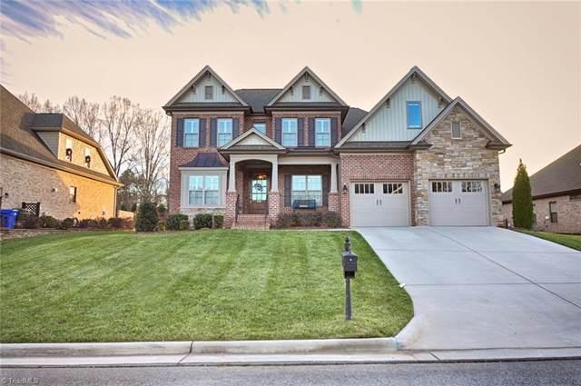 640 Ryder Cup Lane, Clemmons, NC 27012 (MLS #959645) :: Ward & Ward Properties, LLC