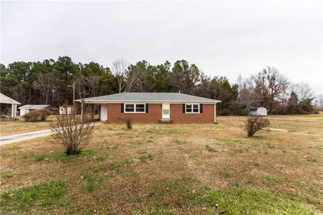 174 West Avenue, Lexington, NC 27295 (MLS #959692) :: Berkshire Hathaway HomeServices Carolinas Realty
