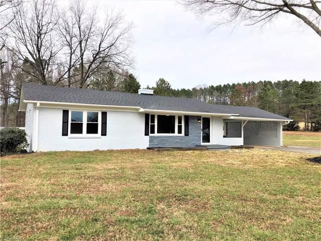 466 Gladstone Road, Mocksville, NC 27028 (#959694) :: Premier Realty NC