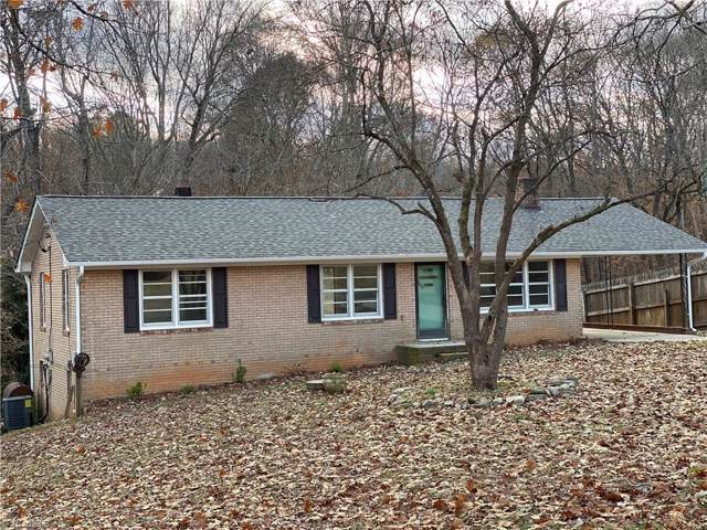 309 Eastwood Drive, Lexington, NC 27295 (MLS #959707) :: Ward & Ward Properties, LLC