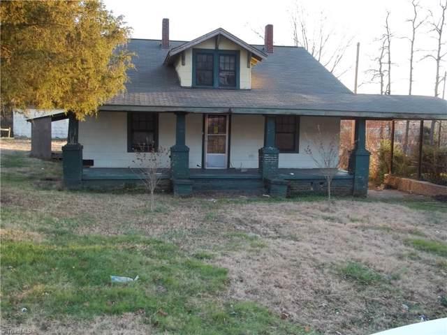 209 Foster Street, Thomasville, NC 27360 (MLS #959723) :: Berkshire Hathaway HomeServices Carolinas Realty