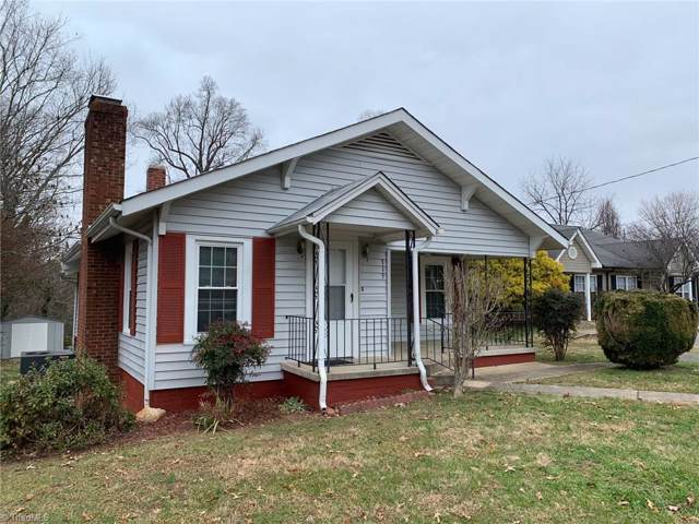 315 Silver Avenue, Asheboro, NC 27203 (MLS #959732) :: Berkshire Hathaway HomeServices Carolinas Realty