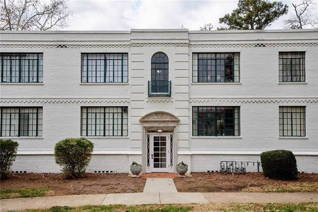 1700 N Elm Street L2, Greensboro, NC 27408 (MLS #959767) :: Ward & Ward Properties, LLC