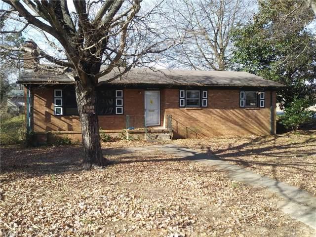 1400 Lincoln Street, Greensboro, NC 27401 (MLS #959770) :: Berkshire Hathaway HomeServices Carolinas Realty
