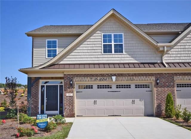 503 Fortress Court Lot 310, Winston Salem, NC 27127 (MLS #959812) :: Berkshire Hathaway HomeServices Carolinas Realty
