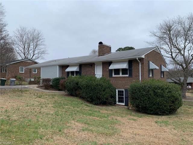 1822 Portage Parkway, Asheboro, NC 27203 (MLS #959837) :: Berkshire Hathaway HomeServices Carolinas Realty