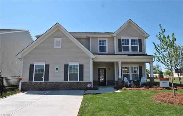 5102 Shorthorn Way J22, Greensboro, NC 27405 (MLS #959862) :: Berkshire Hathaway HomeServices Carolinas Realty