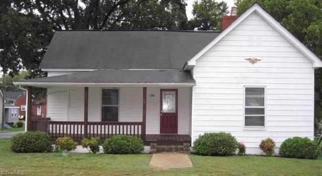154 Davie Street, Cooleemee, NC 27014 (#959878) :: Premier Realty NC