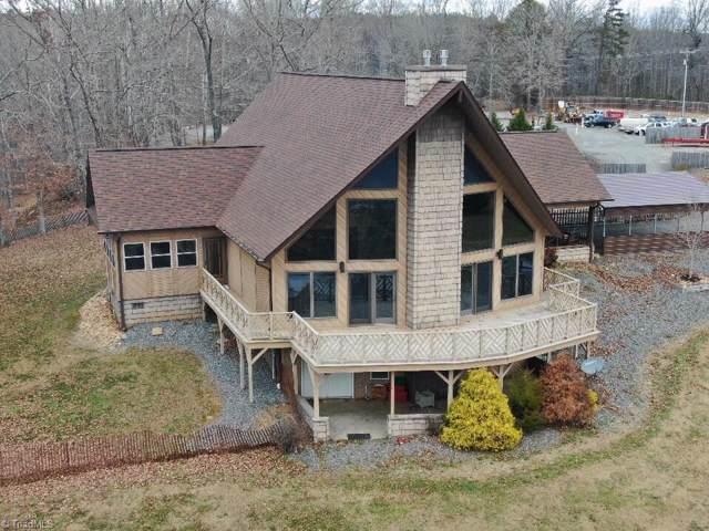 156 Grammys Lane, Pilot Mountain, NC 27041 (MLS #959880) :: Ward & Ward Properties, LLC