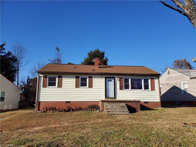 136 Kenilworth Drive, High Point, NC 27260 (MLS #959885) :: Berkshire Hathaway HomeServices Carolinas Realty