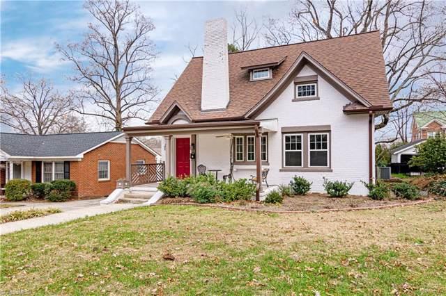 107 Kensington Road, Greensboro, NC 27403 (MLS #959888) :: Ward & Ward Properties, LLC