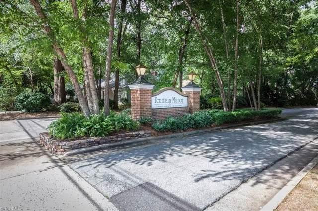 6 Fountain View Circle B, Greensboro, NC 27405 (MLS #959916) :: Ward & Ward Properties, LLC