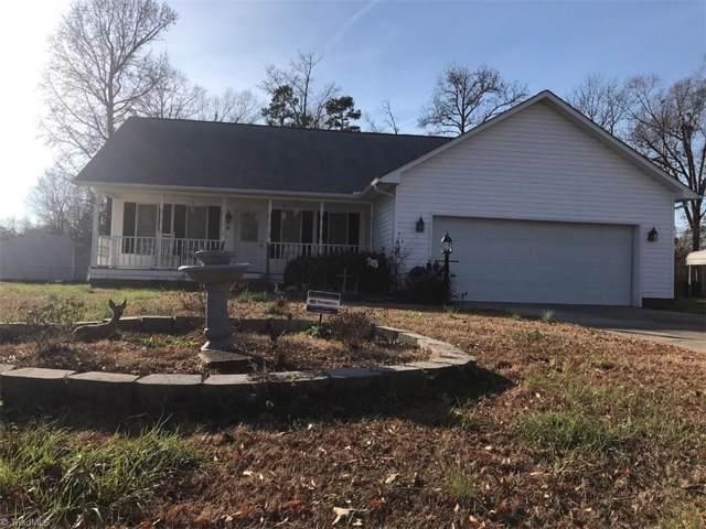 103 Sam Kinley Drive, Thomasville, NC 27360 (MLS #959933) :: Lewis & Clark, Realtors®