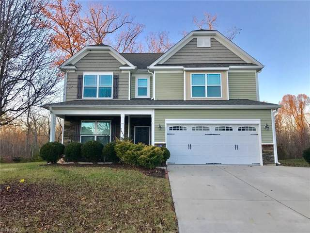 2669 Lamplight Circle, High Point, NC 27265 (MLS #959981) :: Ward & Ward Properties, LLC